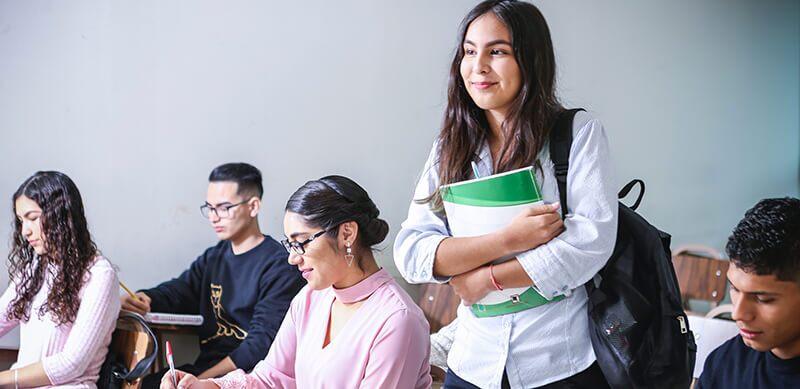 Dicas para o ProUni: fotografia de uma sala de aula.
