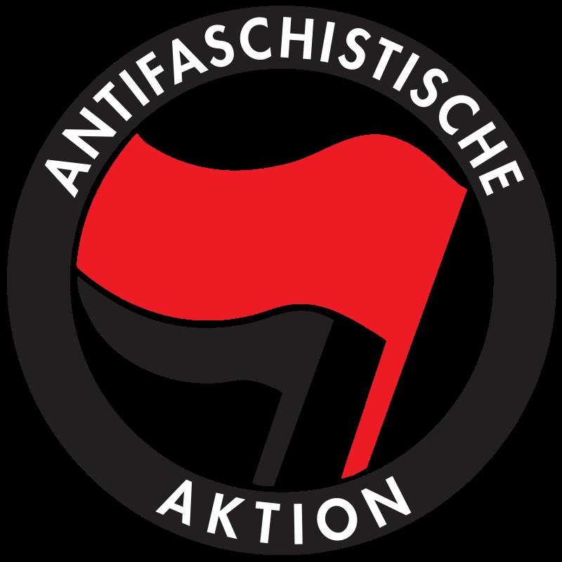 Símbolo Antifa.